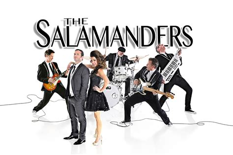 Band Band Band And Band hire the band the salamanders for your next event