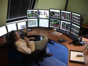 Open Market Trading Desk by 48 Best Trading Room Ideas Images On Office