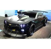 Turbo  A 2013 Camaro ZL1 Concept Coupe Thats Been Heavily Modified