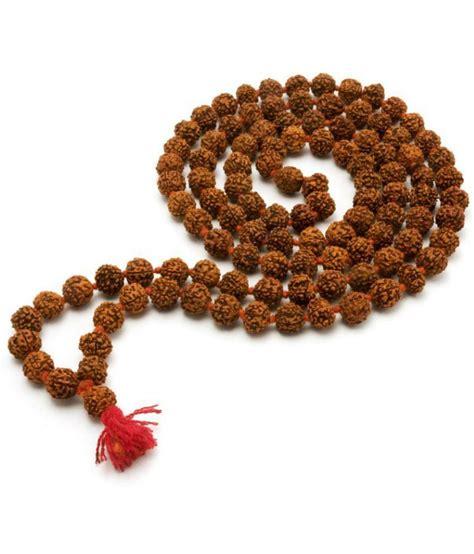 small rudraksha indigo creatives brown powerful small zero size rudraksha