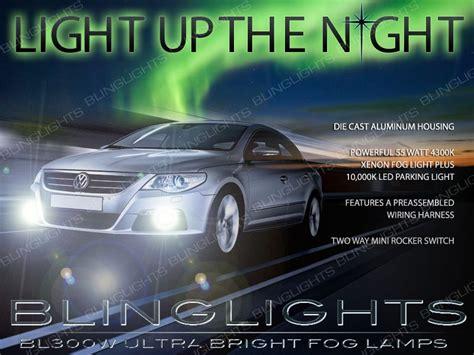 2016 passat fog light kit 2009 2010 2011 vw passat cc fog l driving light kit xenon