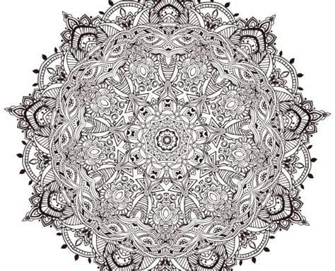 imagenes de mandalas muy dificiles mandalas dif 237 ciles 010 mandalas para colorear