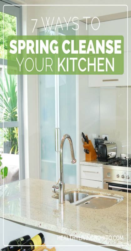 S Clean Kitchen Detox by 7 Ways To Cleanse Your Kitchen Mix