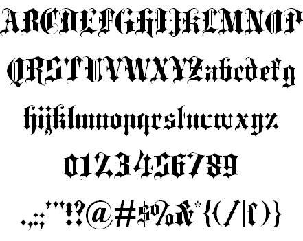 tattoo font generator gangster gangsta font generator tattoo