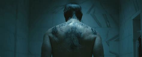 john wick back tattoo language image for keanu reeves john wick 2014 wallpaper keanu