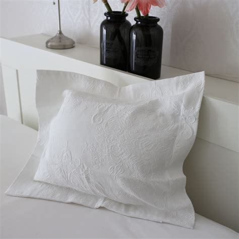Pvc Curtain Milk White 50meter pillowcase agnes white 50 x 60 cm pillow shams bedroom laliving fi