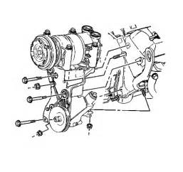 2000 chevy blazer power steering pump diagram 2000