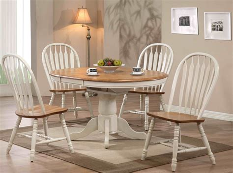single white dining chair missouri white single pedestal dining room set from eci
