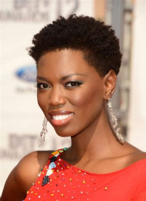 lady afro hair styles short female afro hairstyles fade haircut