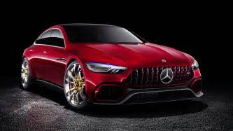 Mercedes Amg Wallpaper 2017 Mercedes Amg Gt Concept Wallpaper Hd Car Wallpapers