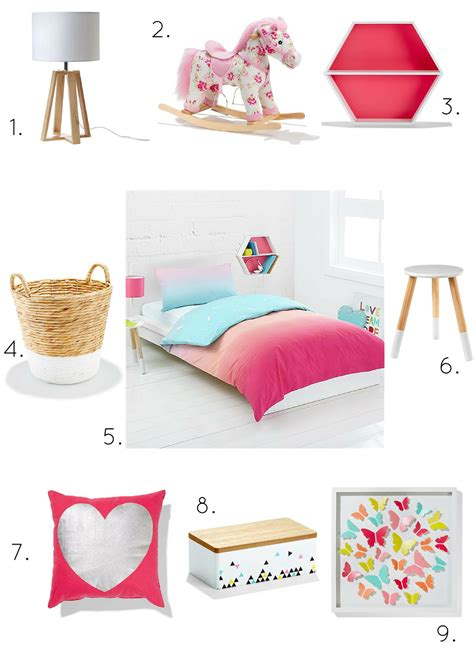 glamour coastal living styling kids rooms   kmart