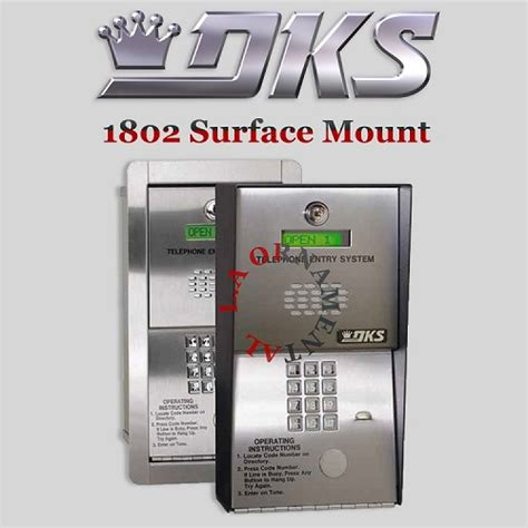 doorking 1802 090 surface mount free dks 1802 epd