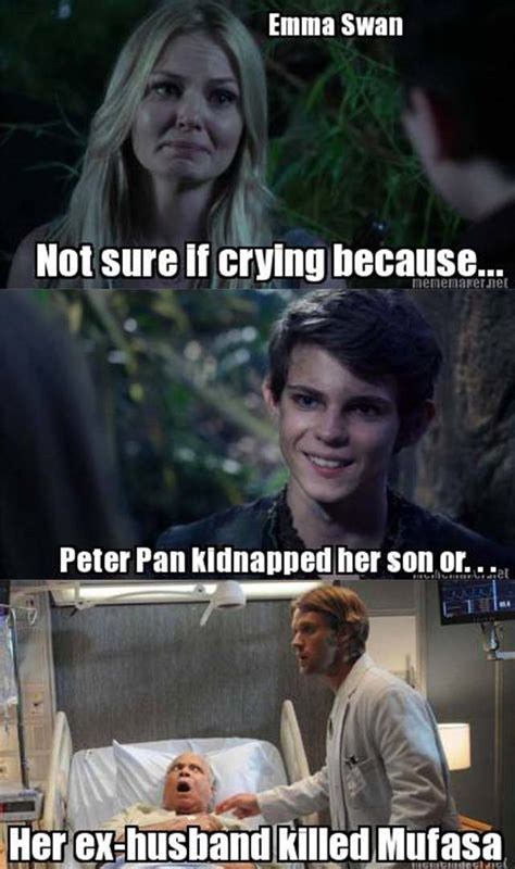 Ouat Memes - emma swan once upon a time funny meme the