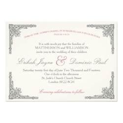 christian wedding invitation marvellous