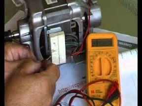 como comprobar motor escobillas lavadora video 4 de 5