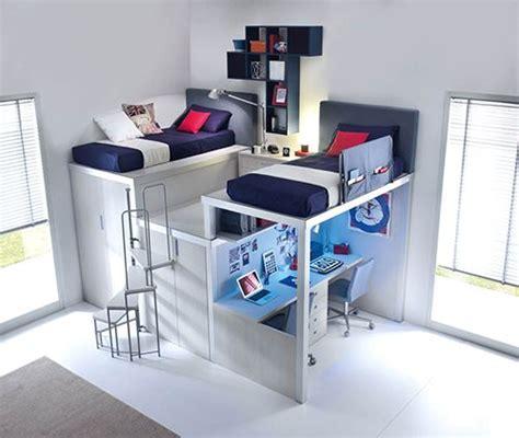 decoracion de dormitorios juveniles peque os s 225 cale partido al espacio ideas para pisos peque 241 os