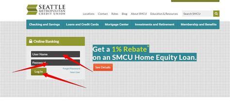 cc bank kreditkarten banking login seattle metropolitan credit union banking login