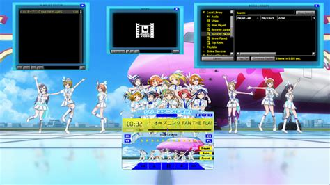 theme google love live anime win skin download love live school idol