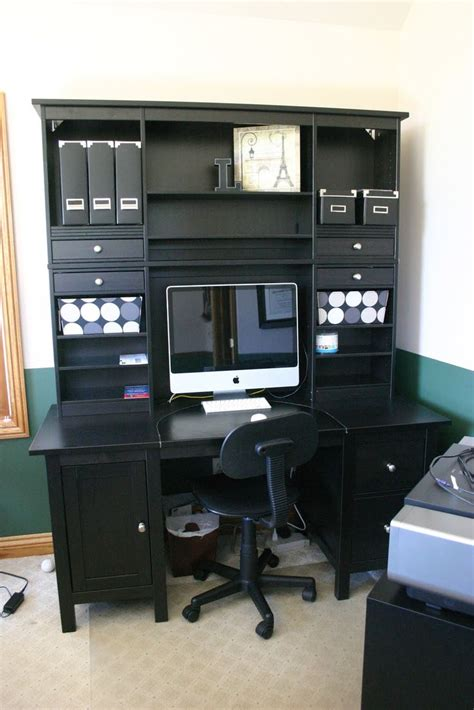 ikea hacker home office ikea hemnes hack home office ikea hackers longed for home office ikea pinterest