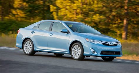 Toyota Camry Gas Milage How To Almost Your Gas Mileage In A Toyota Camry