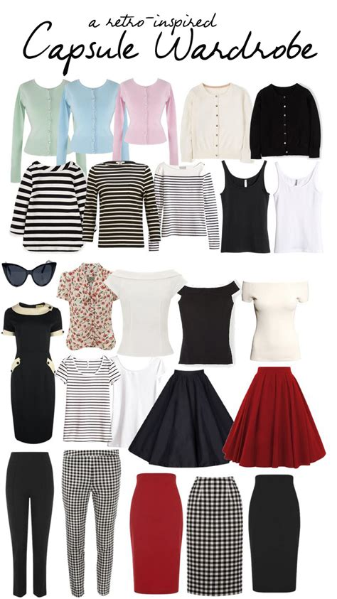 Buy A Capsule Wardrobe by Create A Capsule Wardrobe And Buy Clothes For A Decade