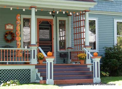 how to decorate your front porch for fall fall decorating ideas for your front porch