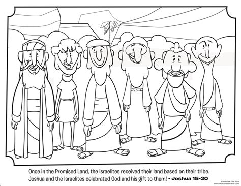 coloring pages for the book of judges 12 tribes bible coloring pages what s in the bible