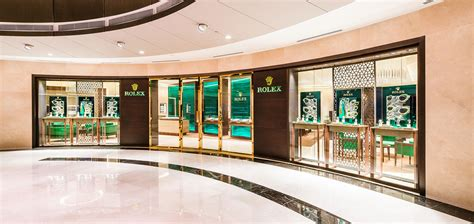 Store In Rolex Opens In Singapore One Of The Largest Stores In The