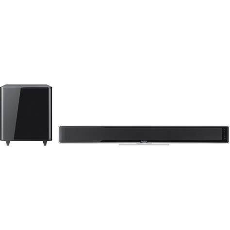 samsung ht ws1 soundbar home theater system gray ht ws1g b h