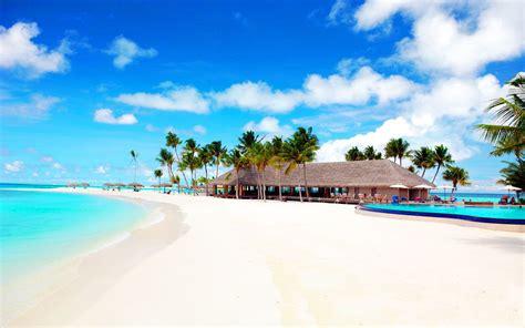 maldives islands white sand beaches indian ocean wallpaper
