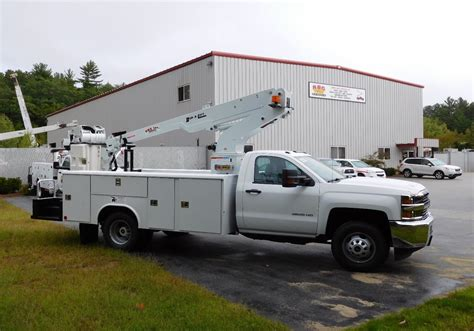 truck bangor maine quirk chevrolet bangor maine rbg inc truck mounted