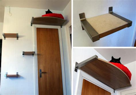 ikea wall shelves hack ikea hack cat shelf