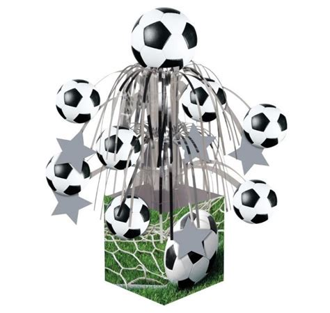 Decoration Anniversaire Football by D 233 Coration Centre De Table Anniversaire Enfant Th 232 Me