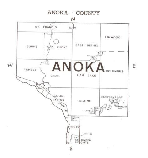 Anoka County Records Atckison Charles Mclaughlin Family