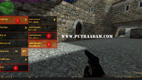 game offline android yg sudah di mod cara main counter strike mod point blank android dan