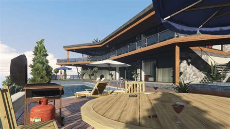 franklin house franklin s house improvements gta5 mods com