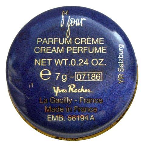 Parfum Jour yves rocher 8e jour perfume duftbeschreibung