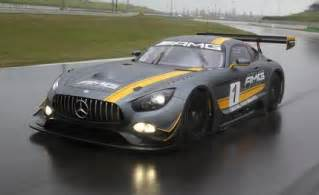 Mercedes Racing Cars Mercedes Amg Gt3 Race Car Drive Review Car And