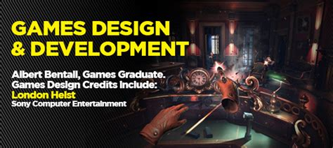 game design uk nfts ma in games design development