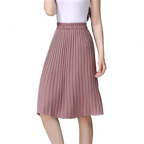 aliexpress buy boho skirts womens summer high wait