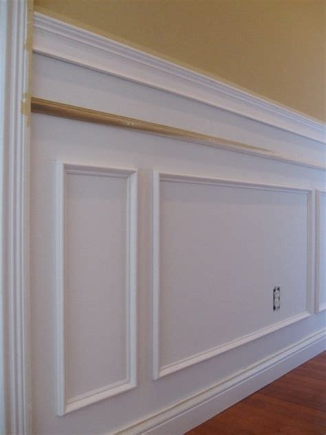 Cheap Wainscoting Ideas Diy Wainscoting Simple And Inexpensive With Resources For