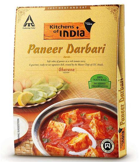 Kitchens Of India Shopping Kitchens Of India Paneer Darbari Buy Kitchens Of India