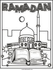 ramadan coloring pages getcoloringpages