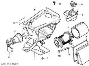 honda tlr200 reflex 1987 usa parts list partsmanual partsfiche
