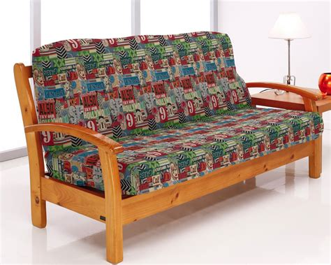 Futon Sofa Bed Cover Stretch Sofa Bed Cover Vintage