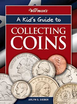 complete guide to sts collecting books a kid s guide to collecting coins now available