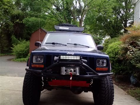 best cheap light bar best cheap light bar jeep cherokee forum