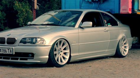 Bmw Style 95 by E46 330ci Quot Bagged Quot Style 95