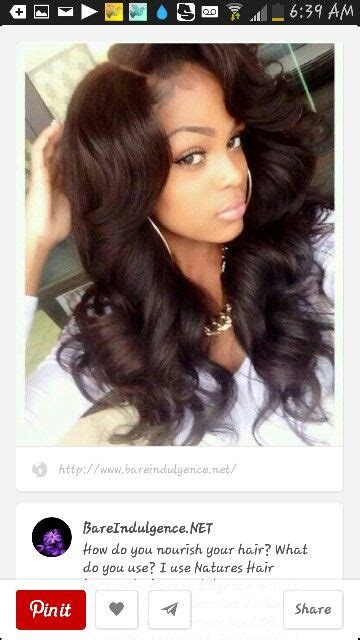 lace closure sew in styles sew in with lace closure ihair pinterest