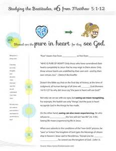 Beatitudes Printable Worksheets by Beatitudes Activity Worksheets Related Keywords